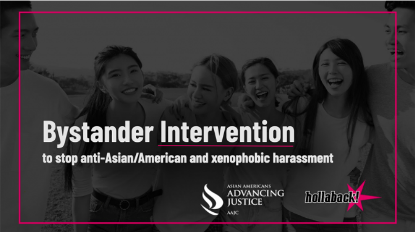 Asian Americans Advancing Justice: Bystander Intervention Virtual Training